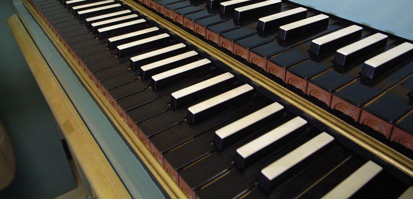 Μαθήματα Τσέμπαλου στο Ελληνικό Ωδείο