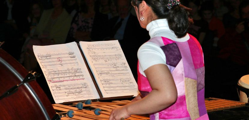 Μαθήματα Κρουστών Ορχήστρας στο Ελληνικό Ωδείο