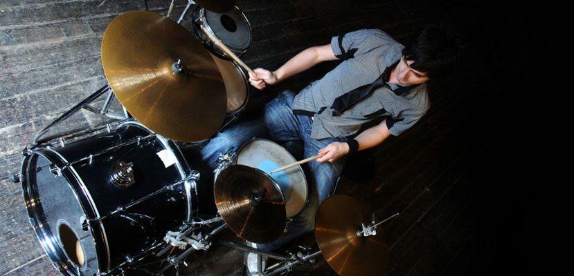 Μαθήματα Κρουστών (Drums) στο Ελληνικό Ωδείο
