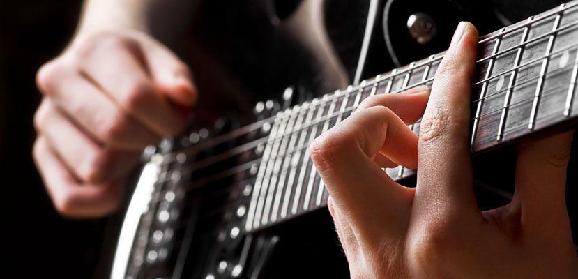 Μαθήματα Ηλεκτρικής Κιθάρας στο Ελληνικό Ωδείο