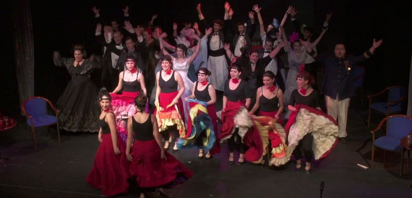 Παραστάσεις Όπερας του Ελληνικού Ωδείου