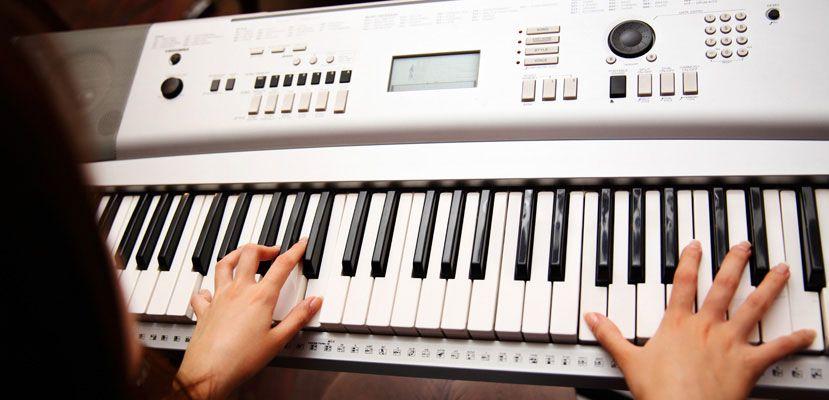 Μαθήματα Πλήκτρων (Keyboards) στο Ελληνικό Ωδείο