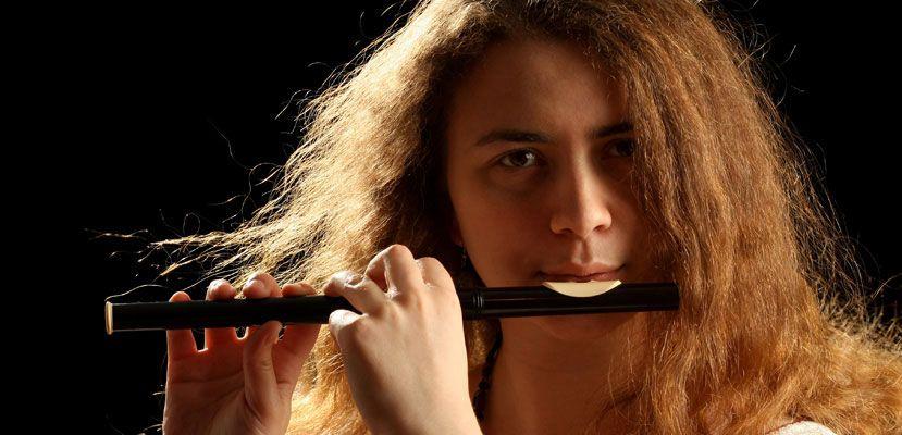 Μαθήματα Φλογέρας στο Ελληνικό Ωδείο