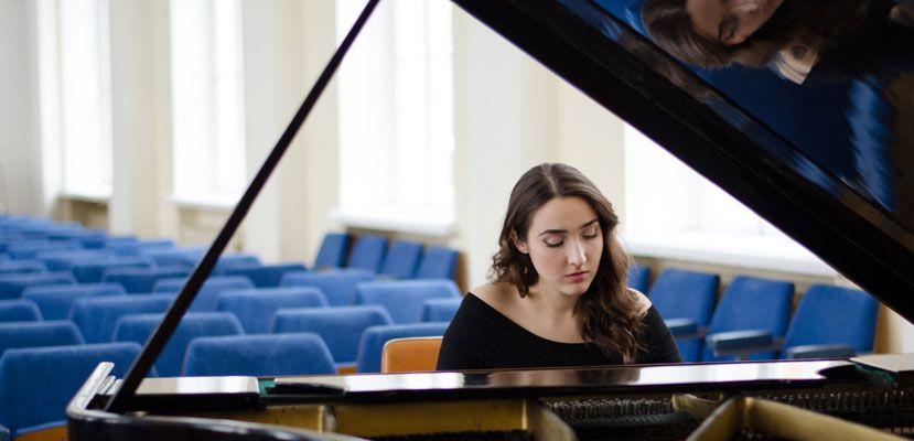 Μαθήματα Πιάνου στο Ελληνικό Ωδείο