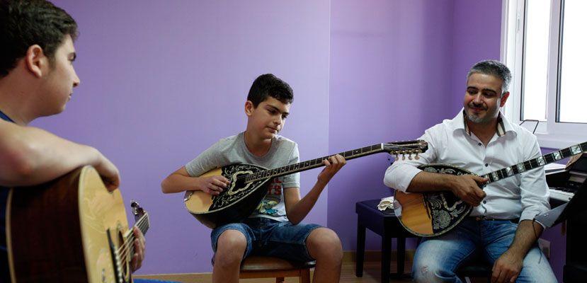 Ελληνικό Ωδείο - Λαϊκή Μουσική